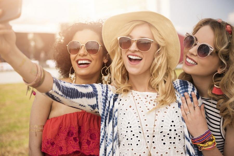 Stylische Festival Outfits